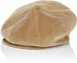 Men's Bourton Cotton Corduroy Cap