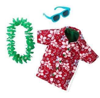 Couture Elf On The Shelf Elf on the Shelf Claus Hawaiian Shirt Ho! Ho! Ho!