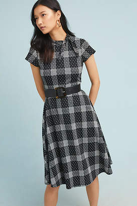 Maeve Zoe Plaid Dress