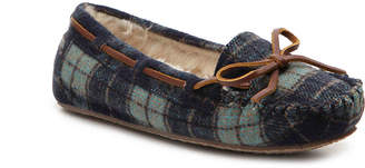 Minnetonka Plaid Cally Slipper - Women's