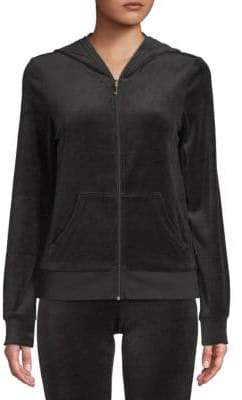 Juicy Couture Robertson Zip Up Jacket