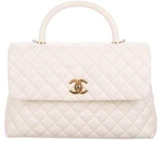 Chanel 2017 Medium Coco Handle Bag