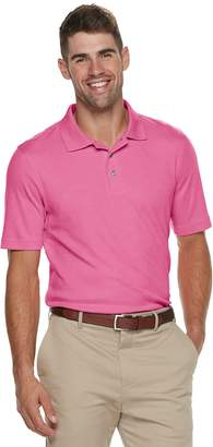 Croft & Barrow Men's Easy Care Interlock Polo