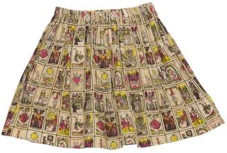 Antipodium Multicolour Cotton Skirts