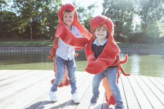 Diddywear Lobster Costume Disguise