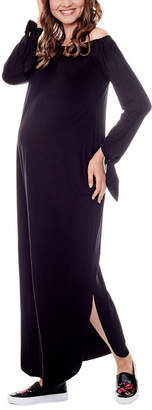 Imanimo Maternity Ashley Maxi Dress