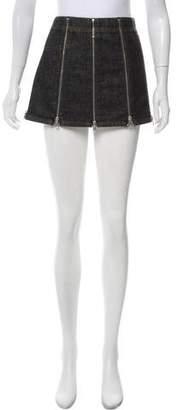 Dolce & Gabbana Denim Mini Skirt