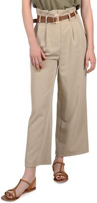 Molly Bracken Lili Sidonio Wide-Leg Pants