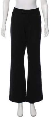 Joseph Low-Rise Wide Leg Pants