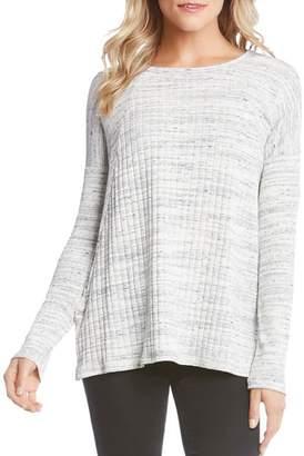 Karen Kane Ribbed Sweater