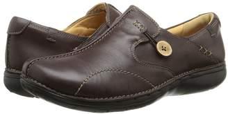 Clarks Un.loop Women's Slip on Shoes