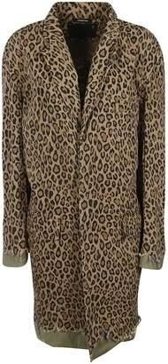 R 13 Shredded Coat