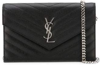 Saint Laurent 'Monogram' crossbody bag
