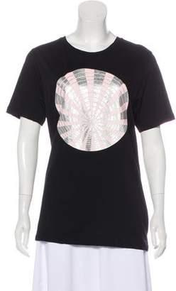 Dries Van Noten Short Sleeve Graphic T-Shirt