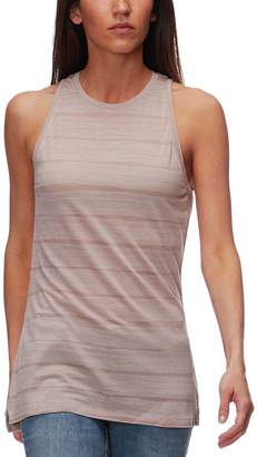 Icebreaker Aria Sleeveless Combed Lines Tank Top - Women's