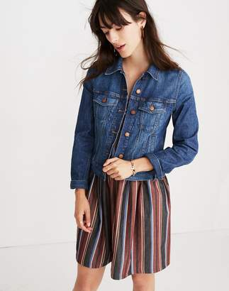 Madewell The Shrunken Stretch Jean Jacket: Eco Edition