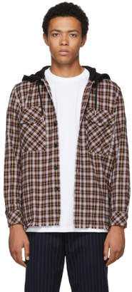 Diesel Multicolor S-Bonney Hooded Shirt