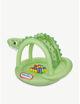 Little Tikes Junior alligator ball pit