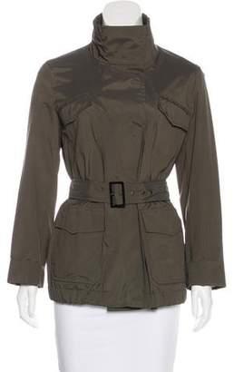 Loro Piana Belted Lightweight Jacket