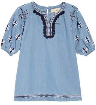 Peek Aubrey Chambray Dress