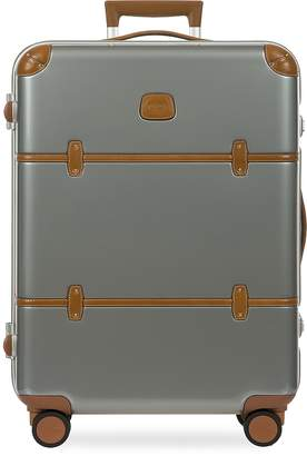 Bric's Bellagio Metallo V2.0 27 Silver Spinner Trunk
