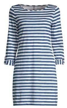 Lilly Pulitzer Marlowe Striped Cotton Shift Dress