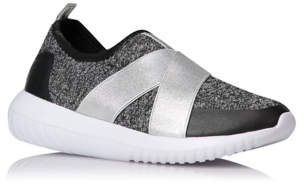 George Sporty Marl Shimmering Trainers