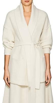 Co Women's Alpaca-Wool Belted Cardigan - Ivorybone