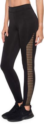 Koral Activewear Chameleon High-Rise Metallic Scuba Leggings