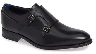 Ted Baker Cathon Double Buckle Monk Shoe