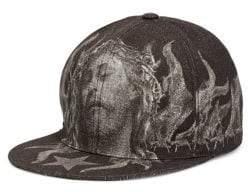Givenchy Jesus Snapback Cap