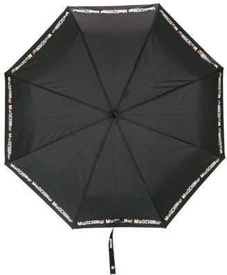 Moschino teddy bear print umbrella