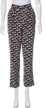 Diane von Furstenberg Atlas High-Rise Pants