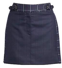 Rag & Bone Women's James Plaid Mini Skirt