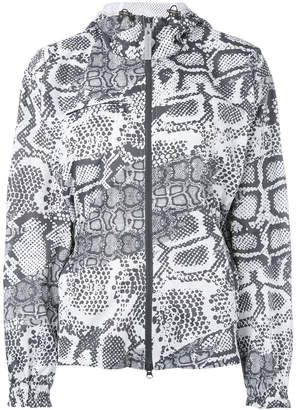 adidas by Stella McCartney Run printed jacket