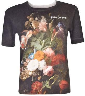 Palm Angels Floral T-shirt