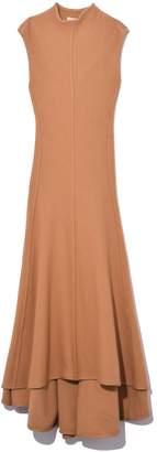 Roksanda Syve Knit Dress in Camel