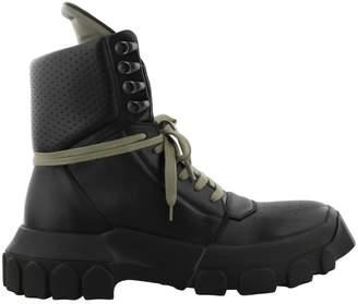 Rick Owens Sisyphus Hiking Sneakers