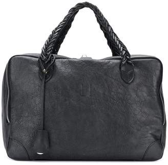 Golden Goose Equipage luggage tote