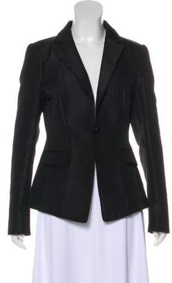 Ann Taylor Structured Long Sleeve Blazer
