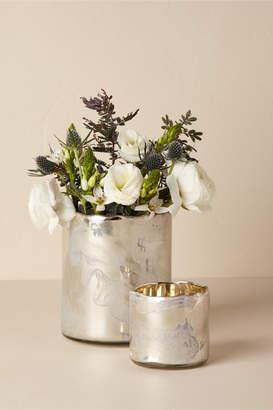 Burnished Mercury Vase