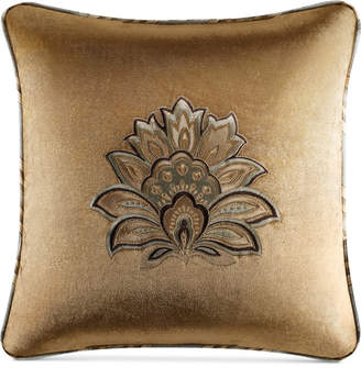 "J Queen New York Barcelona 18"" Square Decorative Pillow"