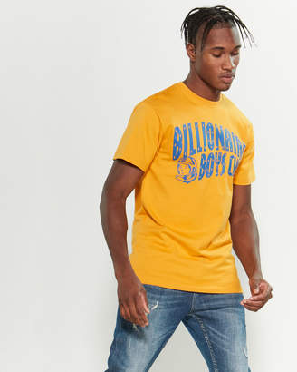 Billionaire Boys Club Classic Arch Short Sleeve Tee