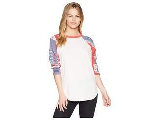 Free People Bright Star Tee Women's T Shirt