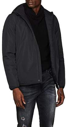 Stutterheim Raincoats Men's Grevie Padded Hooded Jacket - Black