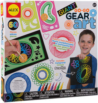 Alex Giant Go Go Gear Art