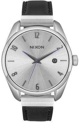 Nixon Women's Bullet Leather Luxe Bracelet Watch, 38mm