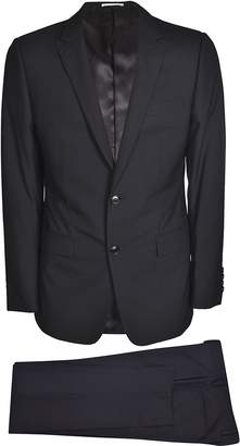 Christian Dior Two Piece Canvas Suit