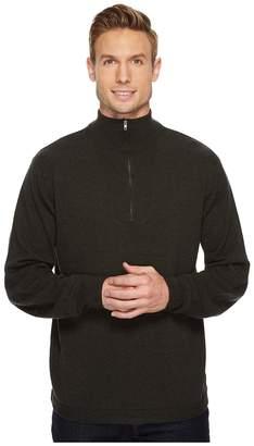 Stetson 1439 Wool Sweater - Heather Grey Men's Sweater