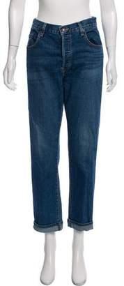6397 Boyfriend Crop Jeans